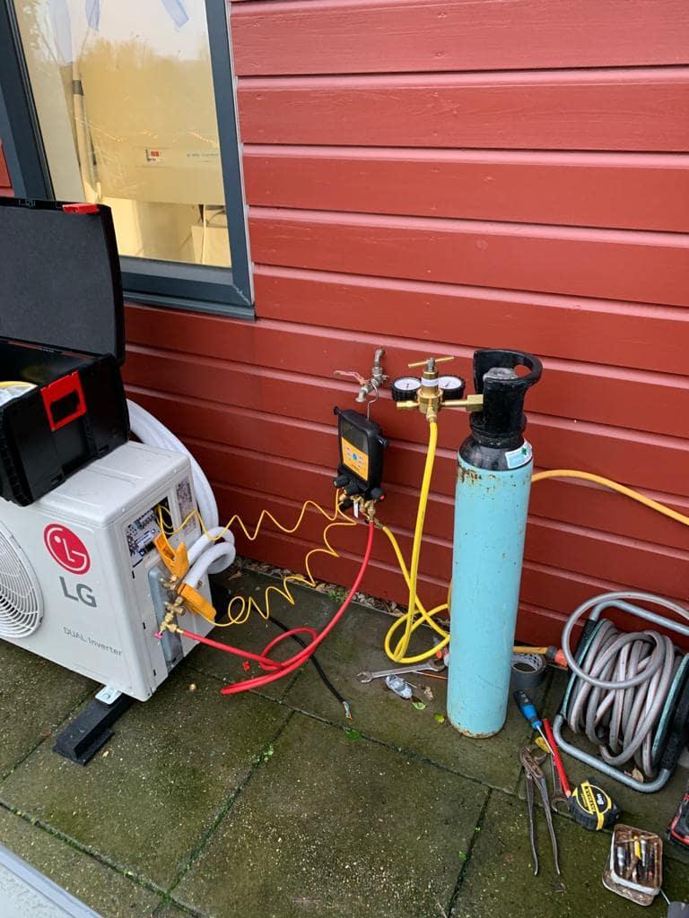 Monteren Airconditioning - Montagebedrijf van Waveren