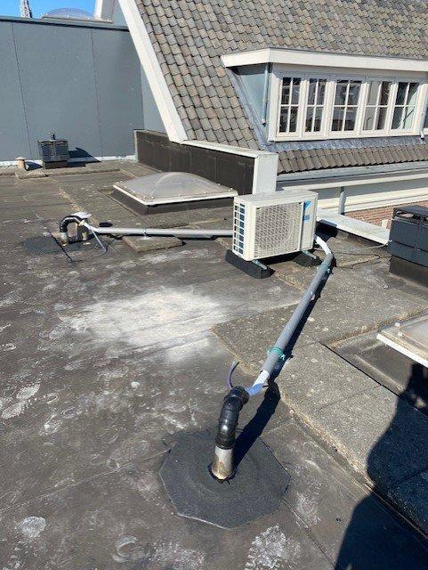 Airconditioning installatie