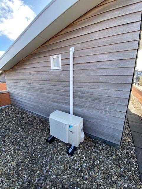 Airconditioning plaatsing
